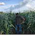 John Dumelo is now a farmer, see pictures of his hectares of farm