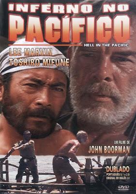 Inferno No Pacífico - Dublado