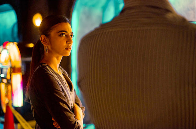Radhika Apte in Sacred Games, Netflix Original Series