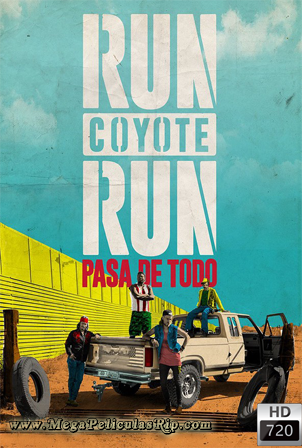 Run Coyote Run Temporada 2 720p Latino