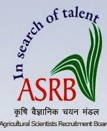 Agricultural Scientists Recruitment Board (ASRB) Recruitment 2014 ASRB NEW DELHI Officer and  Private Secretary  posts Govt. Job Alert
