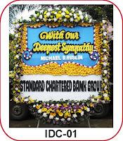 Bunga Duka Cita Mangga Besar Jakarta