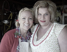 The Vintage Housewife & my sweetheart of a friend
