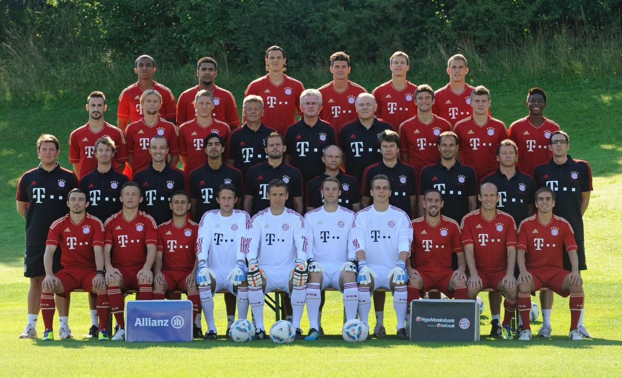 Bayern Kader 2002