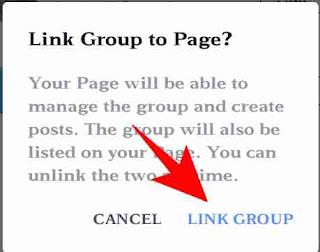 Facebook page or group link kese kare 9