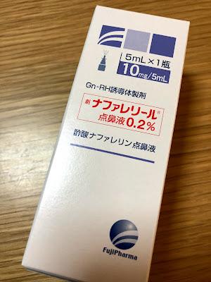 ナファレリール点鼻液0.2%
