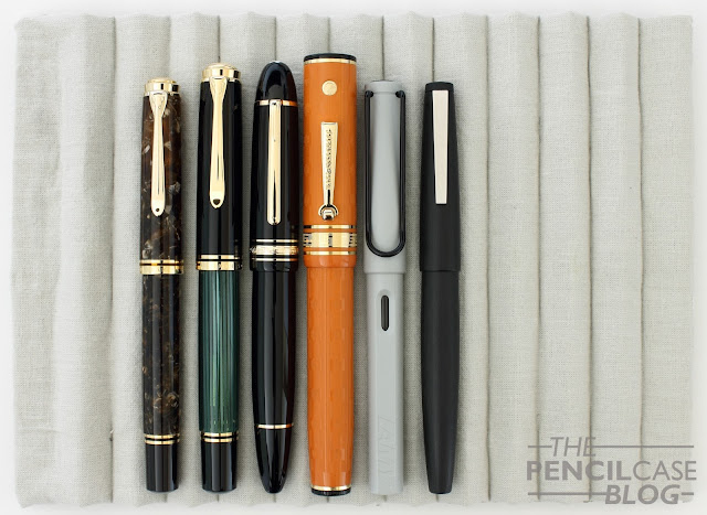 Wahl-Eversharp Decoband fountain pen review