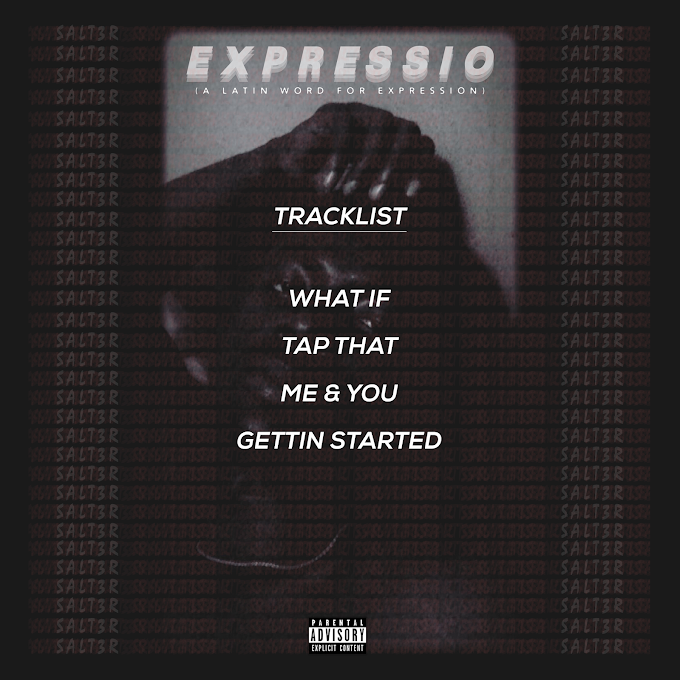 SALT3R – 'Expressio' the EP