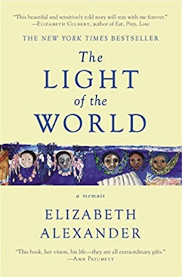 The Light of the World by Elizabeth Alexander (book cover)