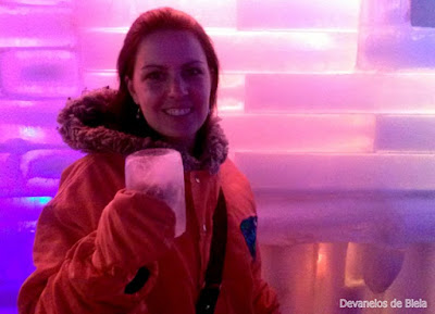 Dicas de Foz do Iguaçu - Bar de Gelo