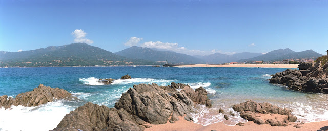 Horizon H202, Corse