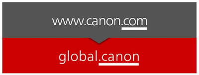 Canon launches renewed global website using new '.canon' top-level domain name
