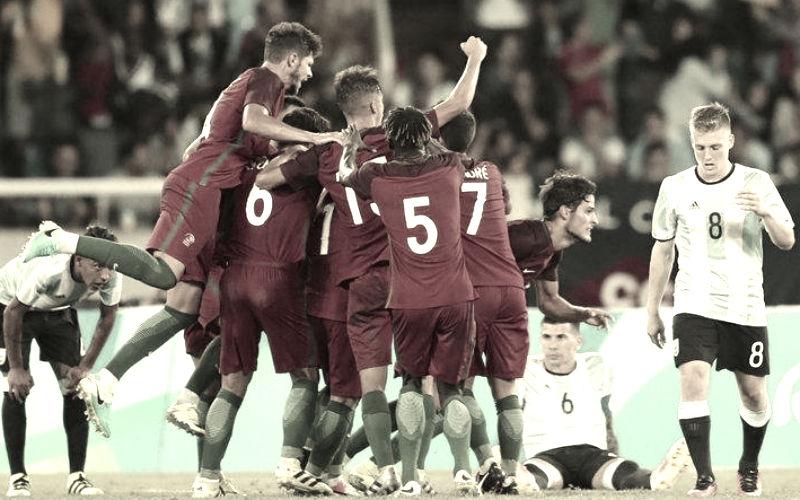 Argentina-Portugal en Rio 2016