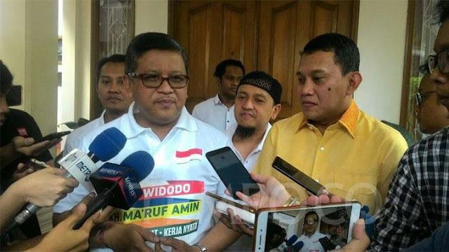 Kubu Jokowi Wanti-wanti Wartawan Jika Prabowo Jadi Presiden