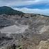 Mount Tangkuban Perahu Bandung Indonesia