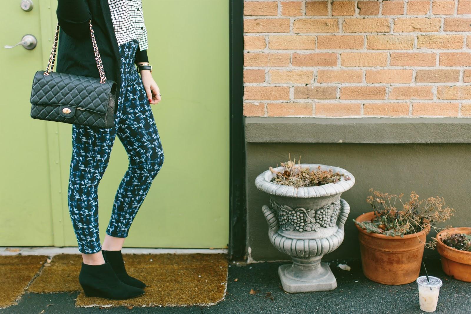 Sole Society, BAGINC, Utah Fashion Blogger