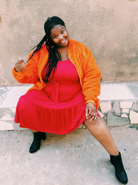 South african plus size blogger, plus size dating, dating tips plus size