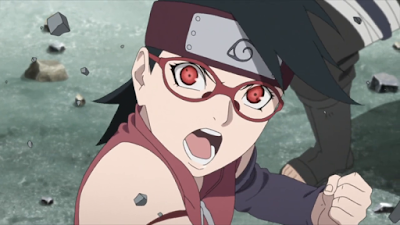 Boruto: Naruto Next Generations Episode 91