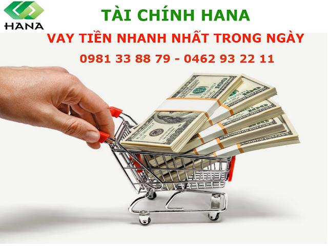 cho vay tiền nhanh nhất tại Hà Nội