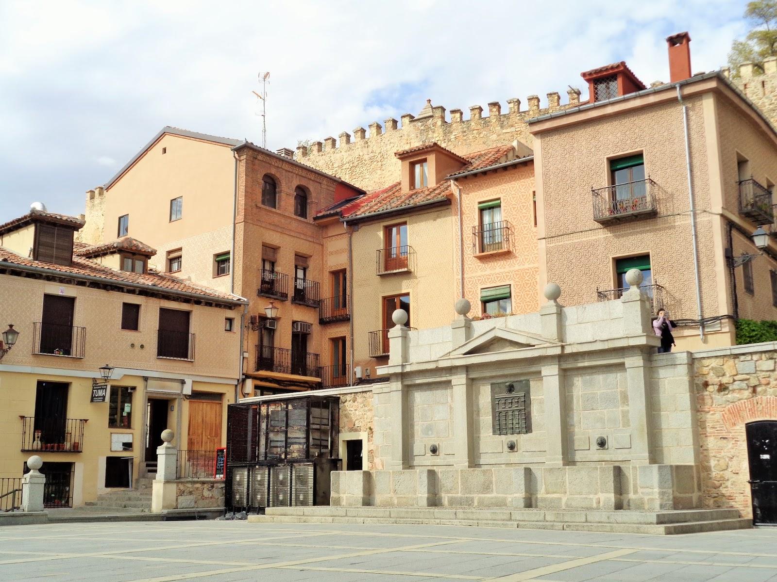 Exploring Segovia, Spain