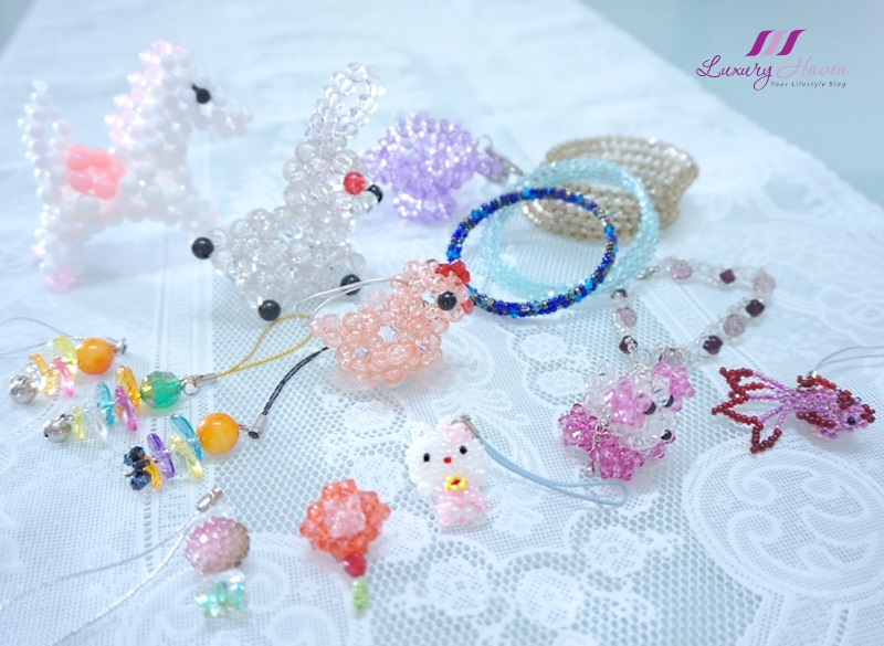 international giveaway win handmade jewelleries hello kitty
