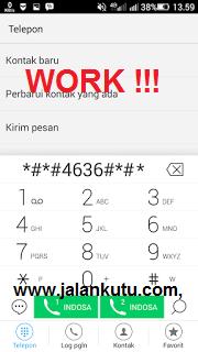 Cara Mengubah Jaringan 3G Menjadi 4G Only / Permanent di Semua HP Android Terbaru