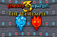 Here is the fourth installment to #FireboyAndWaterboy by #OsloAlbet-the Ice Temple! #WinterGames #PlatformGames #FlashGames
