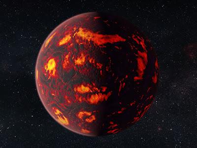 Gases são detectados pela primeira vez em atmosfera de Super-Terra