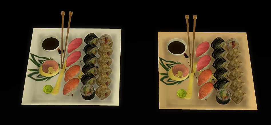 My Sims 4 Blog Decorative Food Set By Daer0n