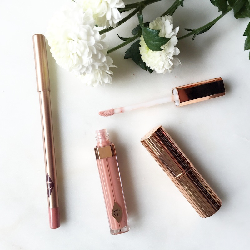 Charlotte Tilbury Dolce Vita look review Vancouver beauty blogger