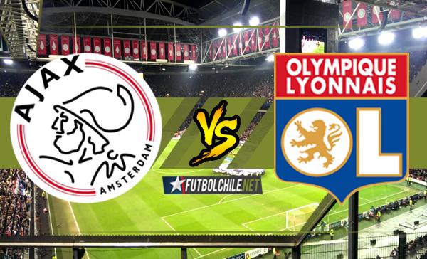 Ajax vs Olympique Lyonnais
