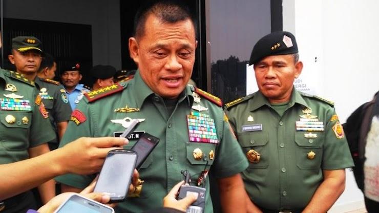 Politikus Gerindra: Usut Info Panglima Soal Impor 5.000 Senjata Ilegal