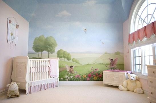 Nursery Design Trends Advice From Celebrity Designer: Princess Hegab: Celebrity Nurseries