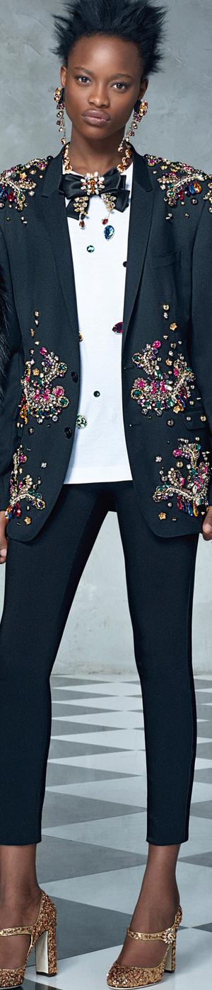 Dolce&Gabbana S/S 2017 Dance Collection