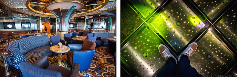 Skywalkers Nightclub Emerald Princess