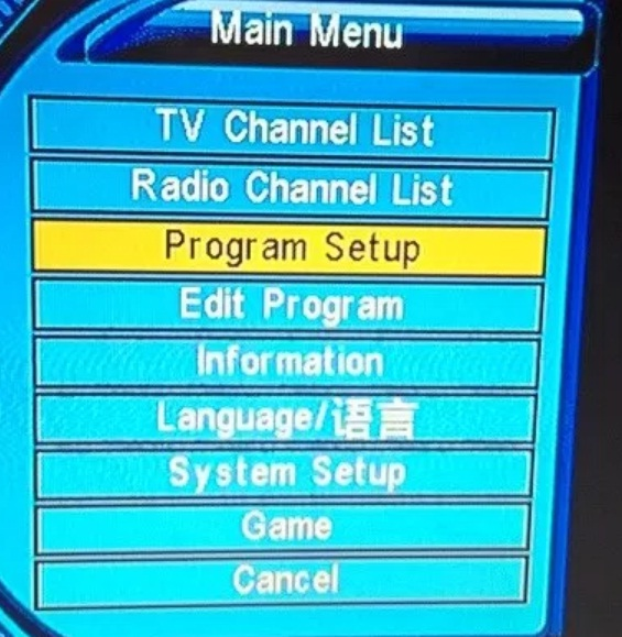 How to scan / Tune / Edit Frequency in DD Free Dish FTA Set-Top Box?