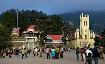 Ridge-shimla-photos