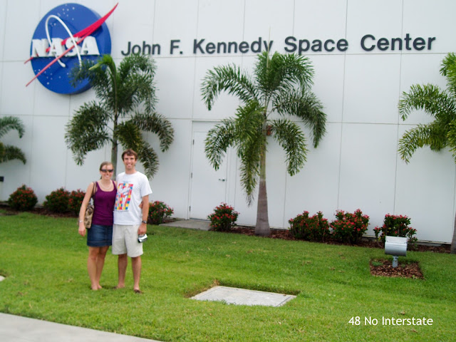 48 No Interstate: Our Favorite Highways:  US 1 - Kennedy Space Center