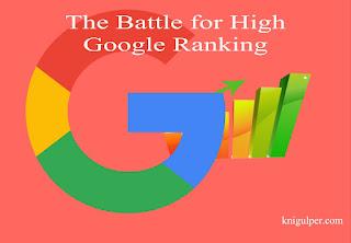 High Google Ranking