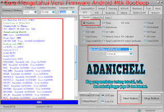 Cara Mengetahui Versi Firmware Android Mtk Bootloop