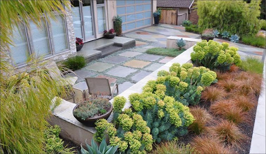 Landscaping Garden Ideas Without Grass
