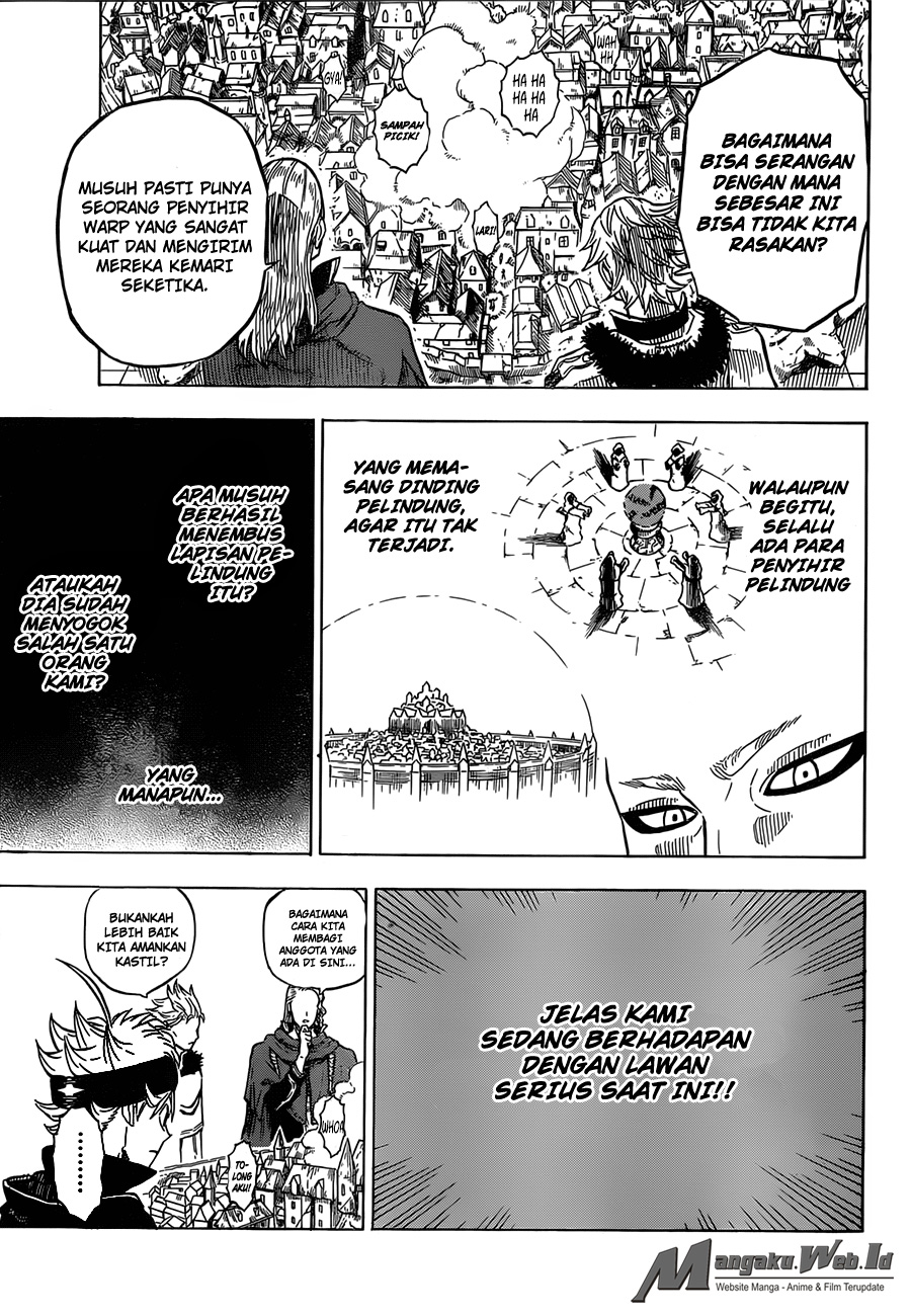 Black Clover Chapter 25 Bahasa Indonesia