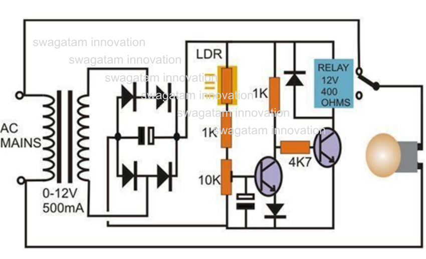 Simple Electronic Buzzer Electronics Circuits Hobby