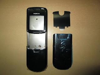 casing Nokia 8800 masterpiece