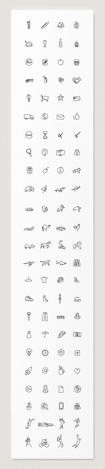 One Line Art Seni Menggambar Sederhana Namun Keren Yang Patut Untuk Dicoba Kelas Desain Belajar Desain Grafis Mudah