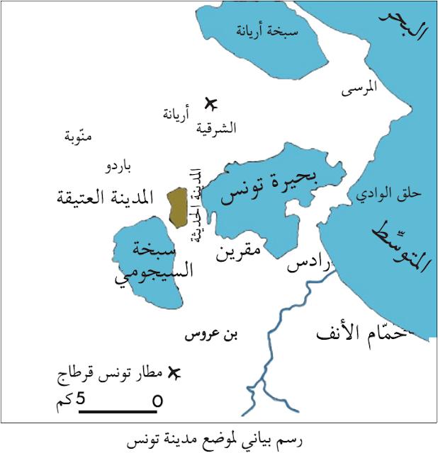 بحث حول مشهد مدينة تونس
