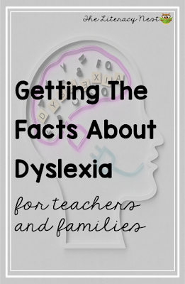 facts about dyslexia