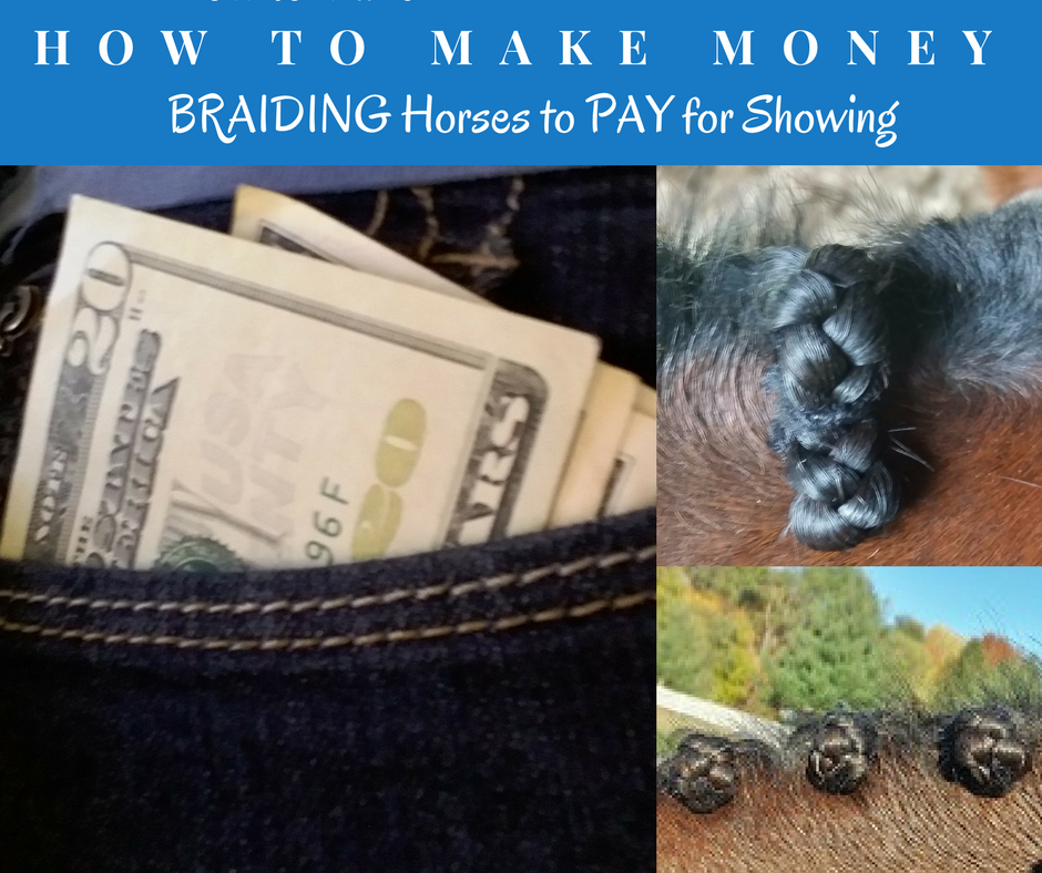 How to Make Money Braiding Horses