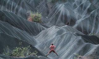 Gurun pasir Toraja