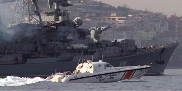 Τα ρωσικά πολεμικά κατεβαίνουν γεμάτα, επιστρέφουν άδεια…